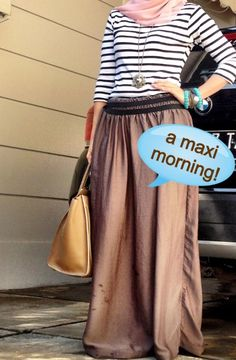 """being """"mini"""" has its challenges rocking the maxi trend"""