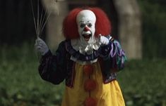 Pin for Later: 10 Freaks We'll Probably See on American Horror Story: Freak Show A Demented Clown