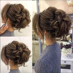 26 Gorgeous Updo Wedding Hairstyles from tonyastylist - Page 2 of 2 - 26 Gorgeous Updo Wedding Hairstyles from tonyastylist – Page 2 of 2 « Élégamment - Easy Updo Hairstyles, Romantic Hairstyles, Simple Wedding Hairstyles, Bride Hairstyles, Hairstyle Ideas, Gorgeous Hairstyles, Hairstyle Photos, Belle Hairstyle, Thin Hair Updo