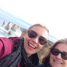 Absolutely stunning @surfngirl81  #twelveapostles #greatoceanroad #roadtrip #victoria #tourist #travelaustralia #goodtimes #smile #selfie #seeaustralia #lovelife #travel by b_fitandfabulous