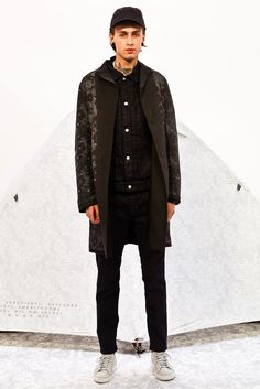 White Mountaineering Fall 2015 Menswear - Collection - Gallery - Style.com