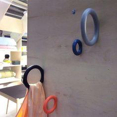 Die kühle Turnhalle Haken von HAY-möbel kinderzimmer