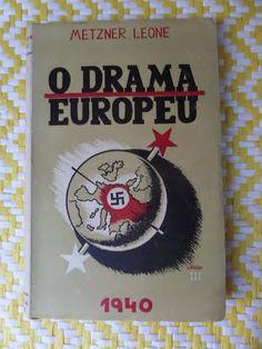 Arca dos Livros: O DRAMA EUROPEU