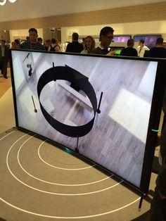 Sony curved UHD min store drøm!