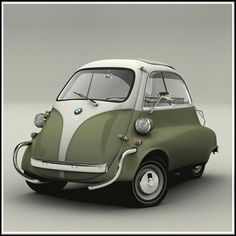 "Isetta ""Bubble car"" 1962 