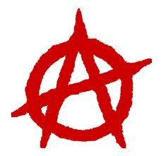 The Anarchy Symbol. Learn about the symbolic meaning and history of the Anarchy Symbol. An easy guide to the most common famous symbols. Mgk Tattoos, I Tattoo, Tatoos, Torso Tattoos, Stomach Tattoos, Black Tattoos, V For Vendetta Film, Anarchist Tattoo, Anarchy Symbol