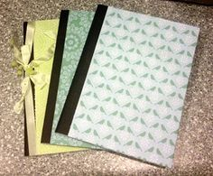 DIY Journals - A Quick & Easy Christmas Gift