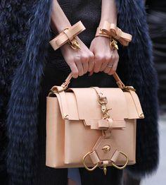 Niels Peeraer Bag and Cuffs