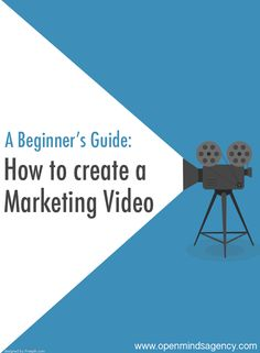 How to Create a Marketing Video: a Beginner's Guide Read our blog to learn more : [Click on the image] ‪#omagency‬ ‪#video‬ ‪#marketing‬