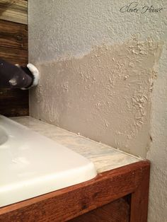 How to Use Joint Compound to Texture Walls | Paint ideas ...