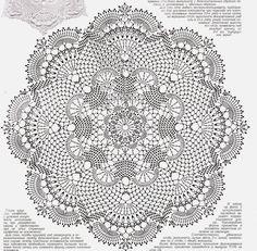 Салфетка № 5 из альбома «Pineapple Gallery» by Patricia Kristoffersen. Обсуждение на LiveInternet - Российский Сервис Онлайн-Дневников