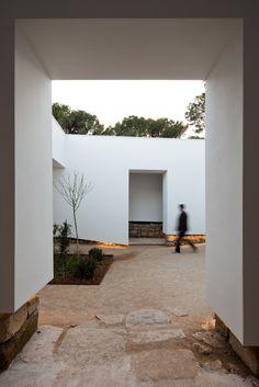 """ARCHEOLOGICAL MUSEUM OF """"PRAÇA NOVA DO CASTELO DE SÃO JORGE"""" LISBON, PORTUGAL 2010"""