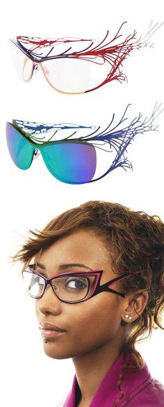 Parasite eye wear | #product_design