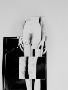 Fragmented Figure by Mimmo Jodice, 1968