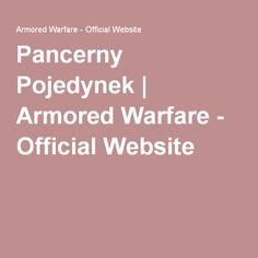 Pancerny Pojedynek | Armored Warfare - Official Website
