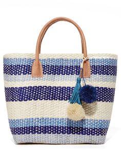 ea97f488b5ff Hat Attack Small Provence Tote Beach Tote Bags