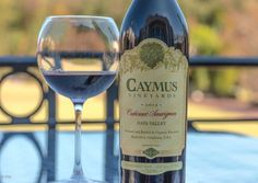 Ready for Friday night's Caymus Wine Dinner at our Di Valletta Restaurant.