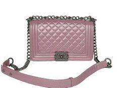 Wholesale Réplique Chanel A69758 Rose Le Boy Flap Sac à bandoulière Argent - €186.28 : réplique sac a main, sac a main pas cher, sac de marque | Chanel boy bag | Scoop.it
