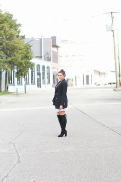 Fleetwood Stripes Dress
