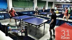 Turneul săptămânal #FORESTA etapa 173:  31 jucători #pingpong #tenisdemasa #asztalitenisz #tabletennis #tischtennis #oradea