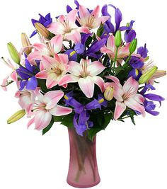 mother's day flower arrangements | Canada Flowers > Mother's Day > Mother's Day Vase #10