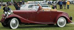 1932 re-bodied Roadster (chassis Vintage Racing, Vintage Cars, Antique Cars, Rolls Royce Phantom, Car Stuff, Autos, Old Cars, Classic Cars, Retro Cars