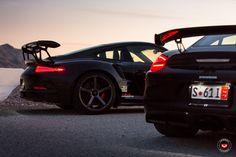Porsche 991 GT3 RS on VPS-303 and Porsche GT4 on VPS-314 - ITSWHITENOISE - :copyright: Vossen Wheels 2015 - 1082