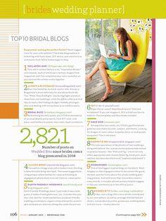Top 10 Bridal Blogs