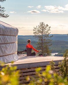hilltopfiilis Mongolia, Monet, Finland, Places To Go, Mountains, Nature, Travel, Arctic, Naturaleza