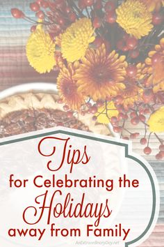 Tips for Celebrating