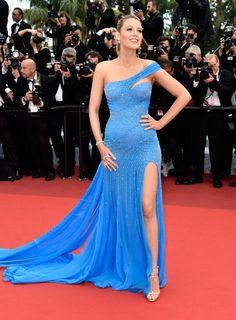 Blake Livelyismo e a arte de arrasar no Festival de Cannes - Fashionismo