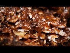Bile de ciocolată cu ovaz, semințe de in și chia - YouTube Waffles, Beef, Breakfast, Youtube, Food, Meat, Morning Coffee, Essen, Waffle