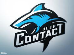 Shark Sports Logo by Derrick Stratton