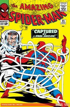Spiderman 1963 #25 (Steve Ditko)