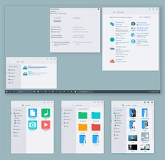 Porcelain 10 Free Windows Skins / Themes – Minimalist And Apple macOS Style Windows Themes, Minimalist Window, Ui Components, App Design Inspiration, Dashboards, Microsoft Windows, Operating System, Computer Science, Macbook Air