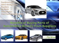 Kia auto parts in the USA is probably the most reliable service provider, as it focuses on the durability and warranty of the product. So, if you are planning to repair your car, then you must not miss Kia Sephia auto parts for it. For More Info :- http://www.fourgreen.com/store/usermods/KIA-auto-parts.asp