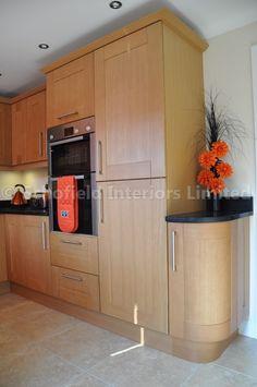 it oak style shaker kitchen ranges kitchen rooms diy at b q