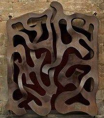 Amazing wooden door