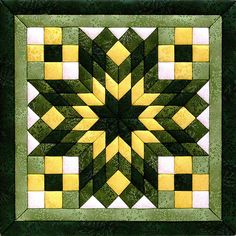Diamond Star Quilt Magic Kit, 12 inch x 12 inch, Multicolor Make this diamond star quilt magic kit without having to sew or glue. Diamond Star Quilt Magic -- Awesome products selected by Anna Churchill Pin loom inspiration: diamonds and appropriate size s Barn Quilt Designs, Barn Quilt Patterns, Pattern Blocks, Quilting Designs, Patchwork Patterns, Quilt Square Patterns, Patchwork Ideas, Crazy Patchwork, Patchwork Designs