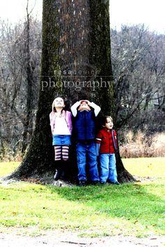 children. Photo by Resa Troyer
