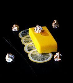 Barre pétillante au citron de Mentin - Alain Llorca