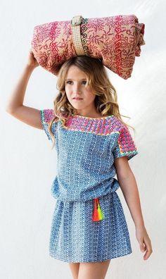 Mim-pi summer fashion for girls SS 15