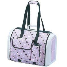 Iris soft cover pet carrier pink SCC-460 (japan import) >>> Learn more by visiting the image link.