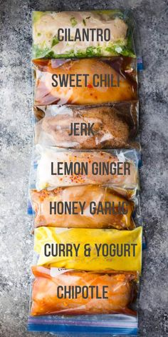 21 Healthy Make Ahead Freezer Meals for Busy Weeknights - The Girl on Bloor