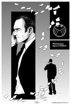 Agents of S.H.I.E.L.D. #fanart