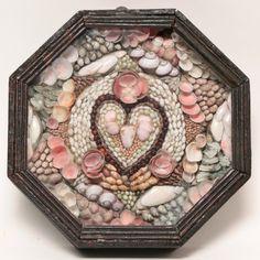 19th Century Sailor's Valentine - Rafael Osona Auctions Nantucket, MA