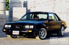 1984 Ford Mustang - Modular Misfit