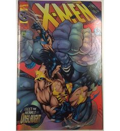 For Sale - X Men 50 - 1996 - VERY RARE - Only 4500 made!   Buy it here at Speedycomicsonline.com  #Xmen #Marvel #MarvelComics #Comicsforsale #RareComics