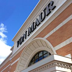 No better store than #VonMaur!!
