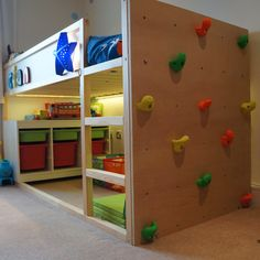 Check this out: Kura Bed with Climbing Wall. https://re.dwnld.me/3sgVH-kura-bed-with-climbing-wall